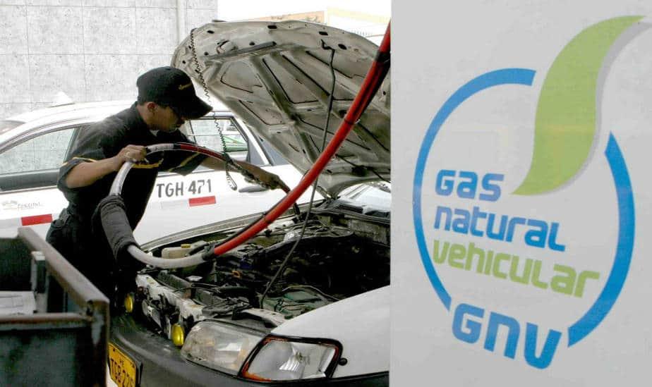 Coches a gas pueden reducir 75 % de las emisiones contaminantes