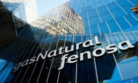 Gas Natural Fenosa obtuvo beneficio neto de EUR 320 millones en primer trimestre