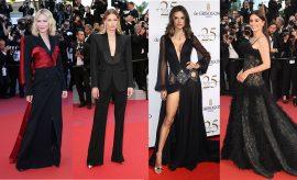 Festival de Cannes 2018: vestidos