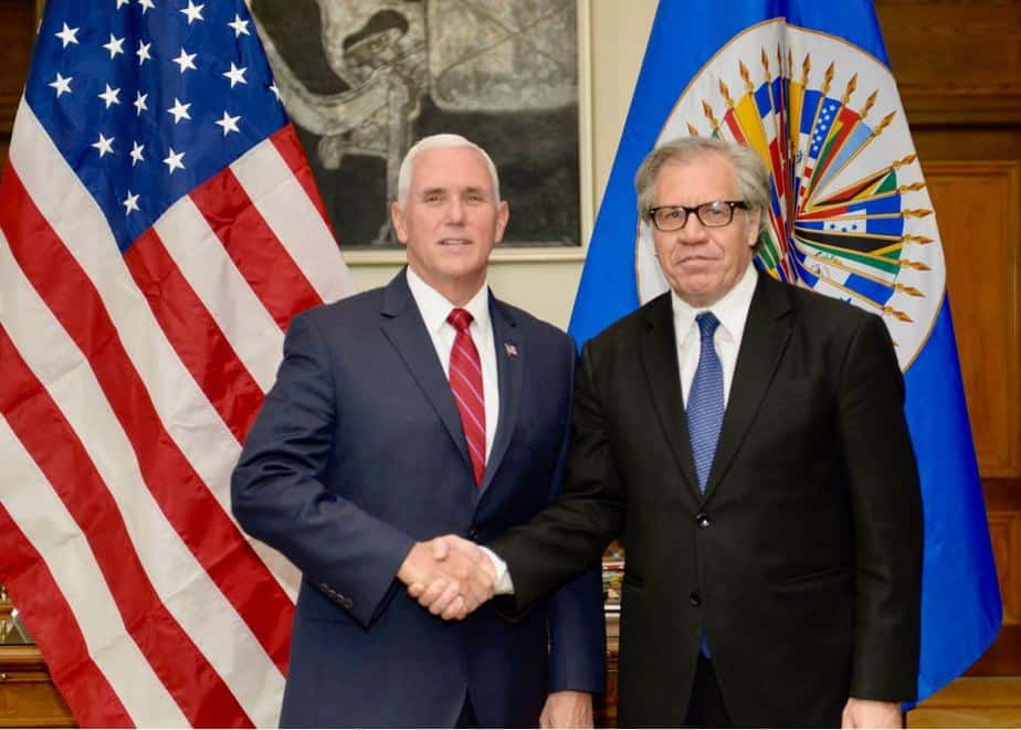 Sanciones a Venezuela: OEA y EEUU piden más sanciones al Gobierno