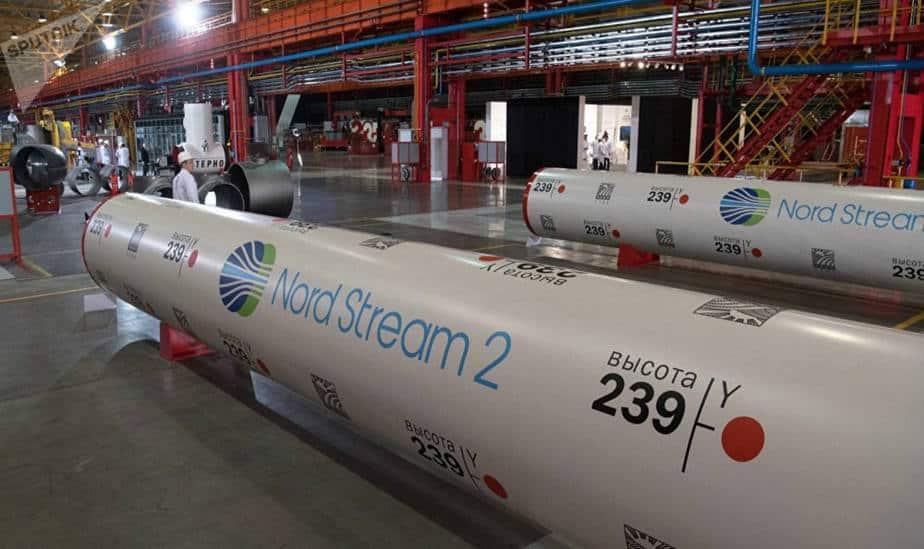 EE.UU. endurece aviso sobre sanciones si procede la tubería Nord Stream 2