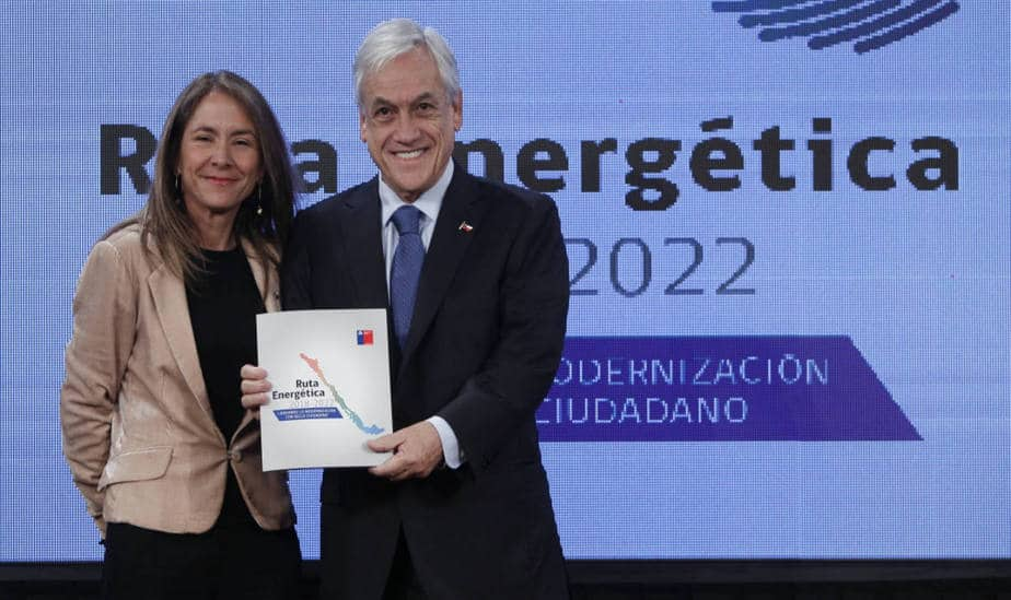 Chile presentó su Ruta Energética rumbo a la descarbonización