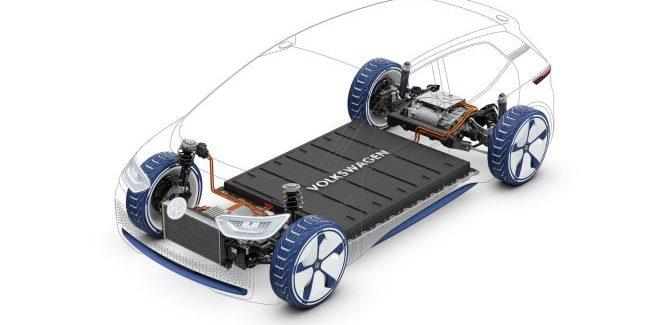 Volkswagen desarrollará más modelos