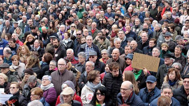 ciudadanos mayores en la Unión Europea