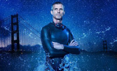 Ben Lecomte cruzará el Océano Pacífico