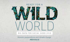Big Data for Social Good 2018