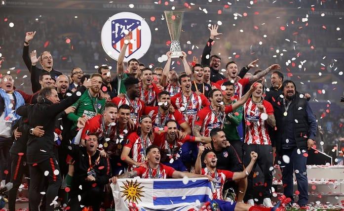 Atlético de Madrid estará en el primer bombo