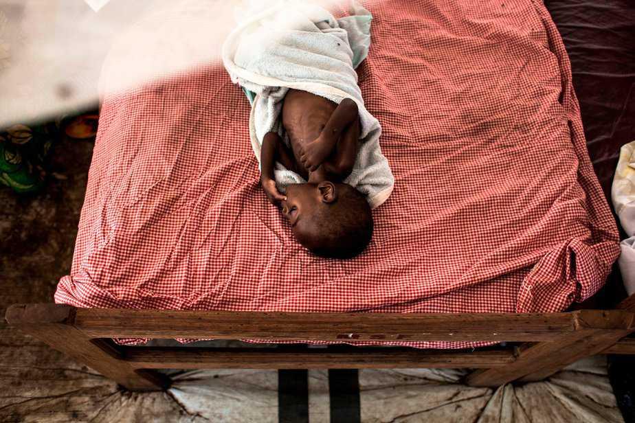 hambruna en el Congo