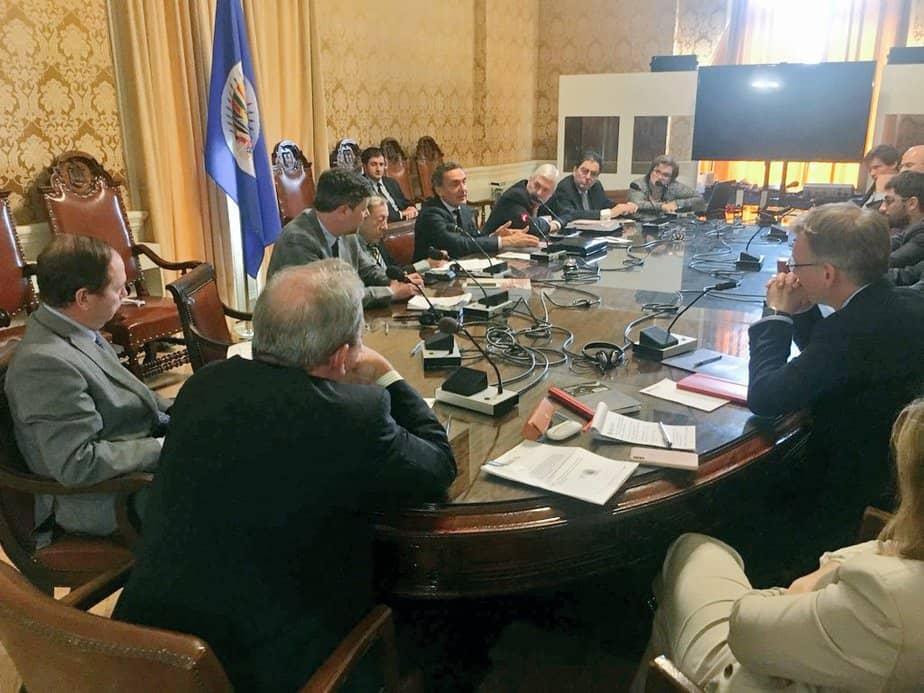 Crímenes de lesa humanidad en Venezuela son constatados en la OEA