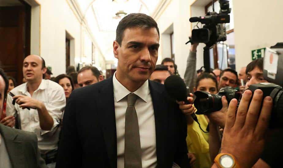 Primera sesión de control al Gobierno de Pedro Sánchez en el Congreso