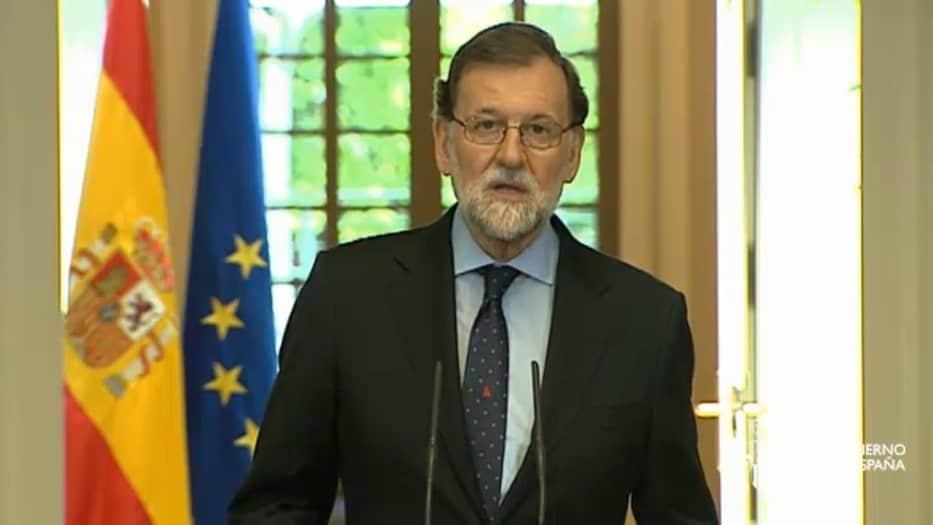 Declaración institucional sobre ETA