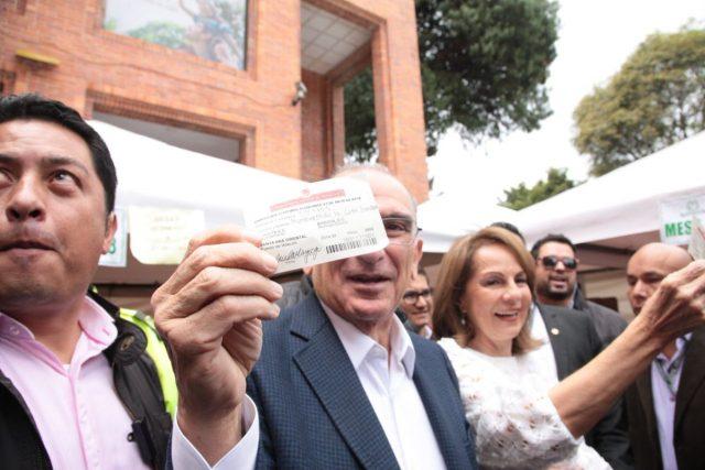 Elecciones en Colombia: Humberto De La Calle