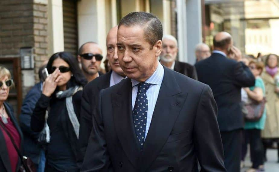 Últimas Noticias en España: Detenido Zaplana por presunto delito fiscal