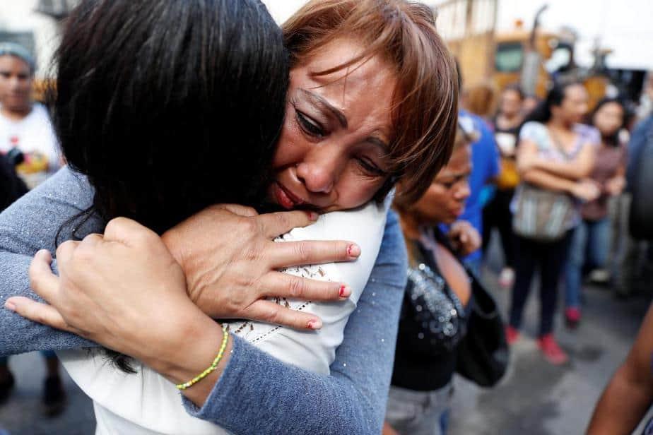 Golpiza en El Helicoide a presos políticos venezolanos