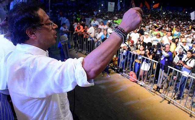 Elecciones en Colombia: Gustavo Petro