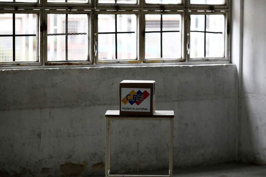 Abstención en las elecciones de Venezuela supera el 80%
