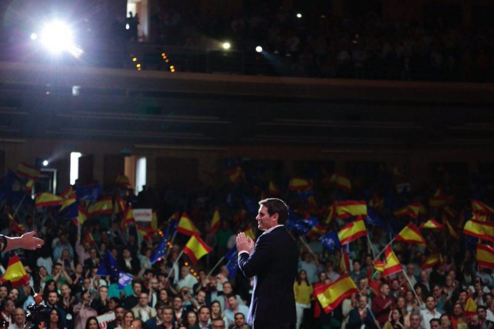 Rivera presenta España Ciudadana