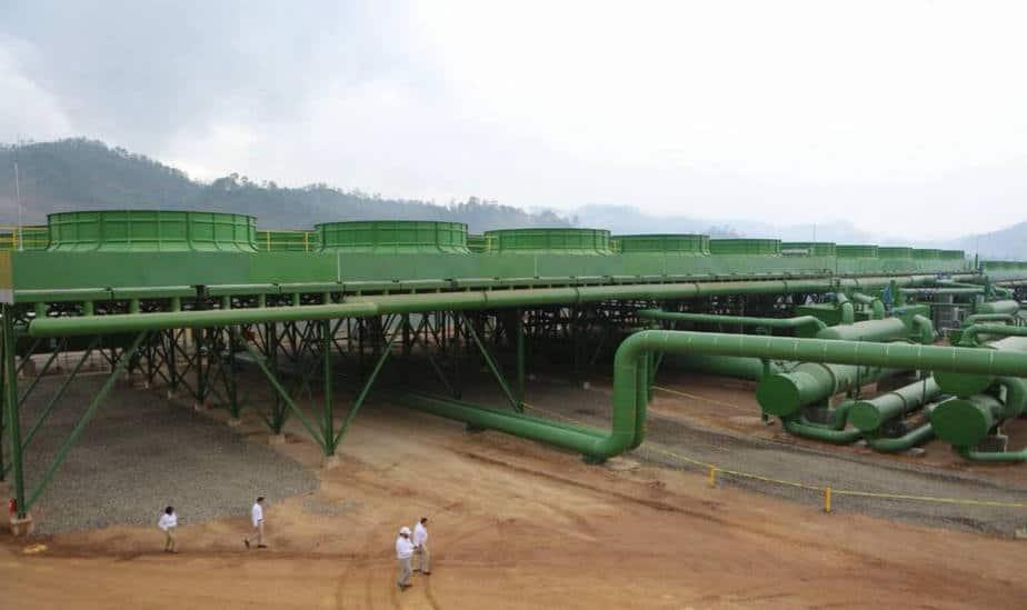 Honduras inauguró su primera planta geotérmica valorada en USD 125,9 millones
