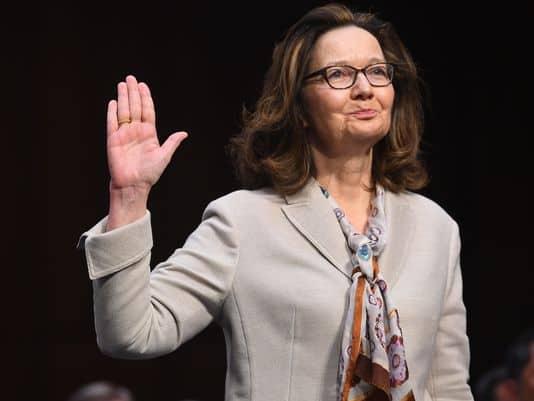 Gina Haspel es oficialmente la directora de la CIA