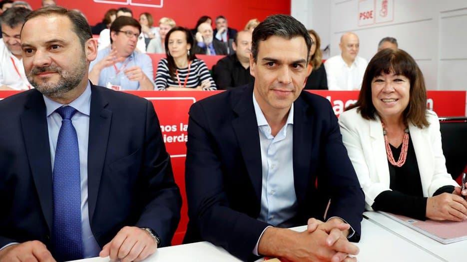 Sánchez insiste en el gobierno del PSOE y descarta elecciones inmediatas