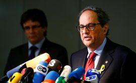 Gobierno en Cataluña: En Cataluña sigue siendo octubre