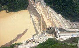 Alerta por hidroeléctrica en Colombia