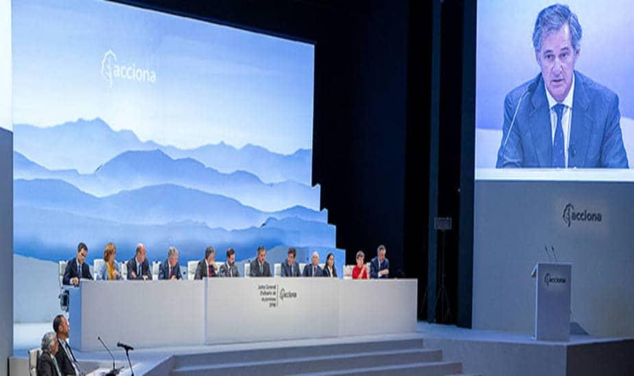 ACCIONA exige a inversores acelerar paso hacia la descarbonización de las economías