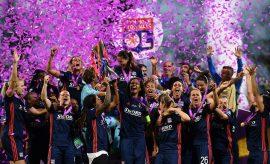 El Olympique de Lyon hace historia en la Champions femenina