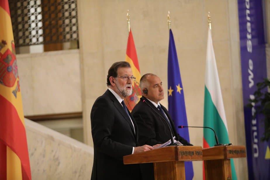 """Rajoy advierte a Torra: """"En Cataluña sólo puede hacer un presidente y una sola legalidad"""""""