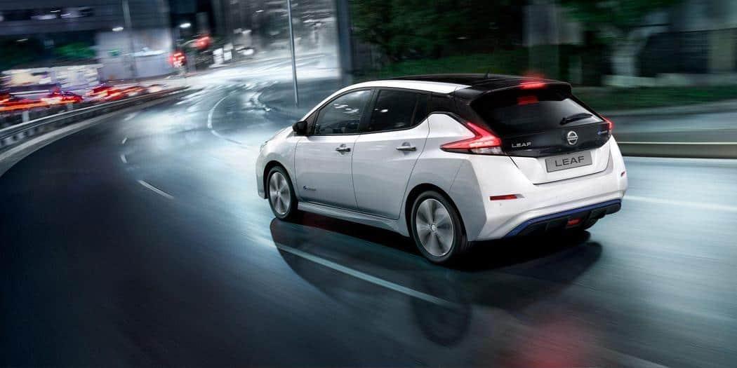 electrificación de Nissan