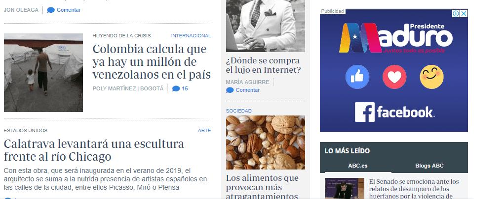 Publicidad de Maduro en Google: el ABC