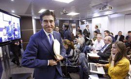 Resultados de Sacyr elevansu beneficio a 35 millones de euros