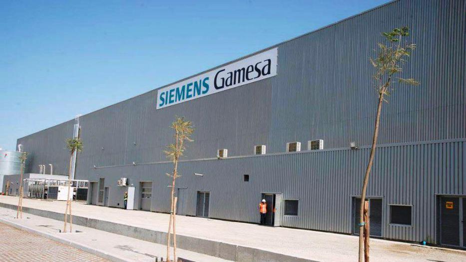 Planta de Siemens-Gamesa llevará la producción al 70%