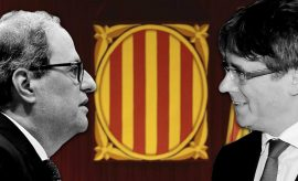 """Nuevo movimiento político de Puigdemont quiere """"unir al secesionismo"""""""