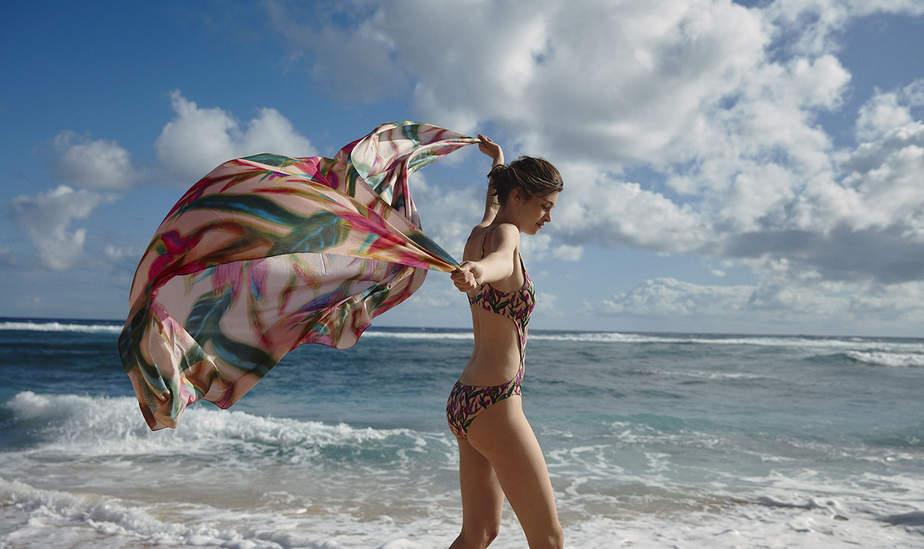 Verano 2018: los trajes de baño femeninos