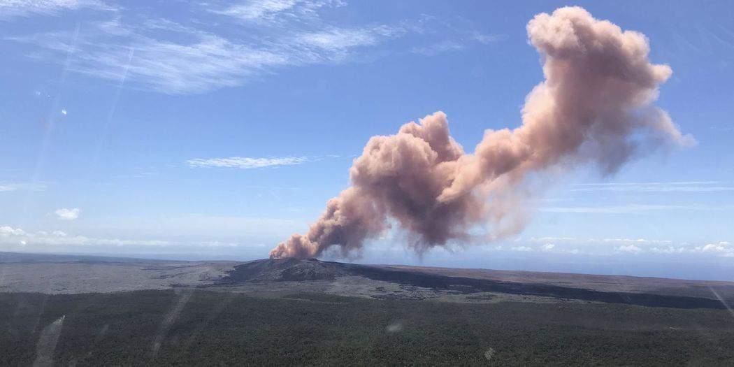 evacuación en Hawái