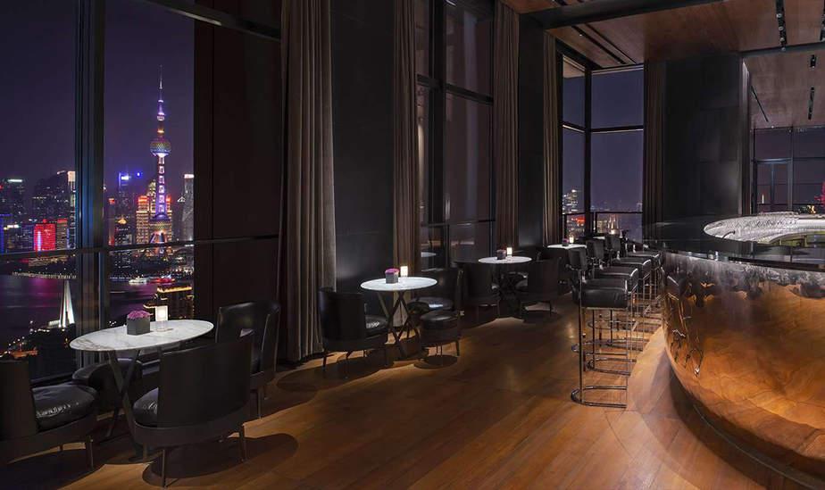 Bvlgari Hotel Shanghái
