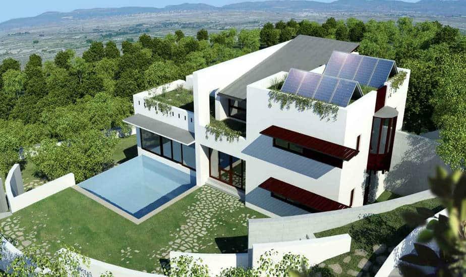 Ahorro energético irrumpe en nuevos diseños arquitectónicos