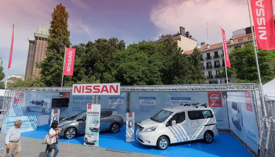 Feria del vehículo eléctrico VEM