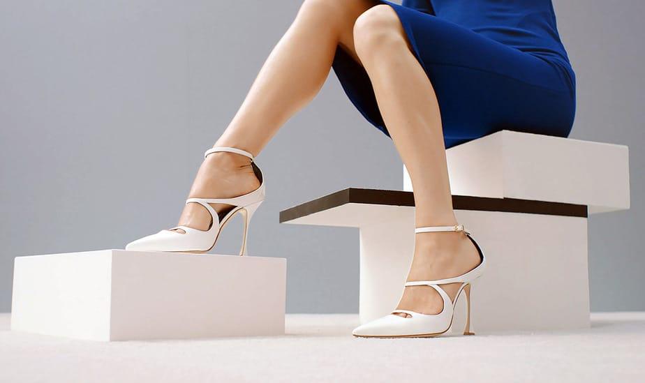 Manolo Blahnik: zapatos