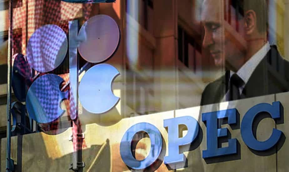 Rusia subió producción de crudo en junio por encima de lo pactado con la Opep