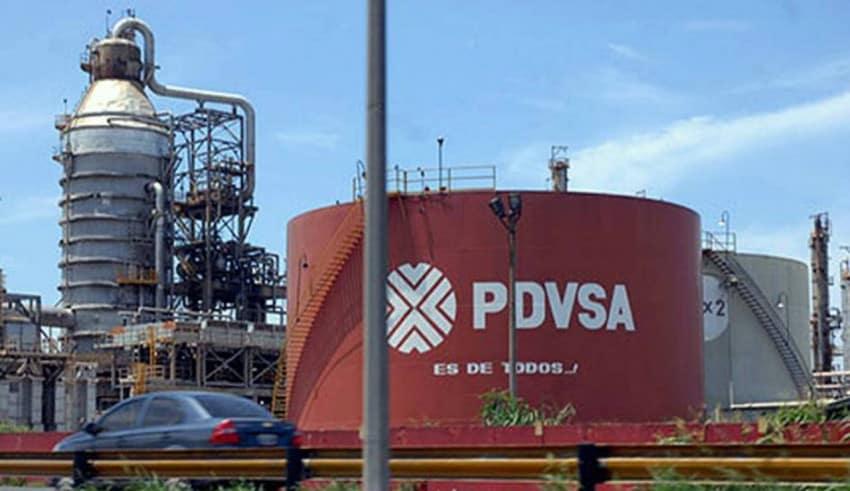 Suspenden algunos envíos de PDVSA