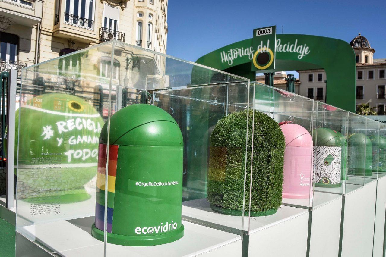 Reciclaje de Vidrio en España Ecovidrio