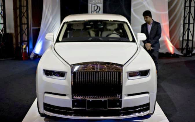 Coches de combustión Rolls-Royce, son la nueva apuesta de la marca