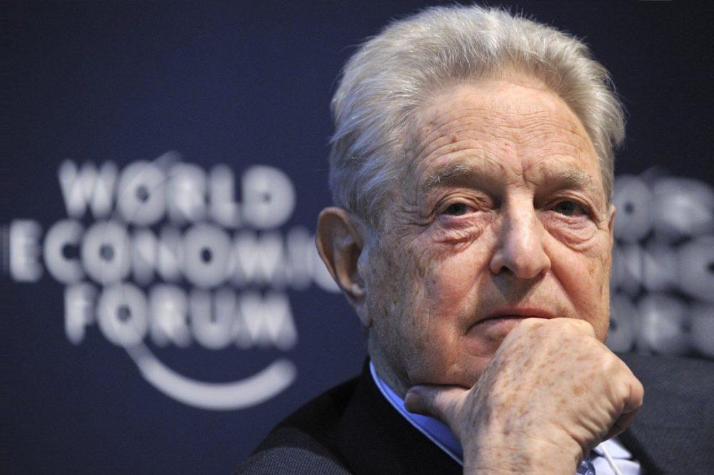 George Soros. Sánchez se reúne en Moncloa con el magnate George Soros