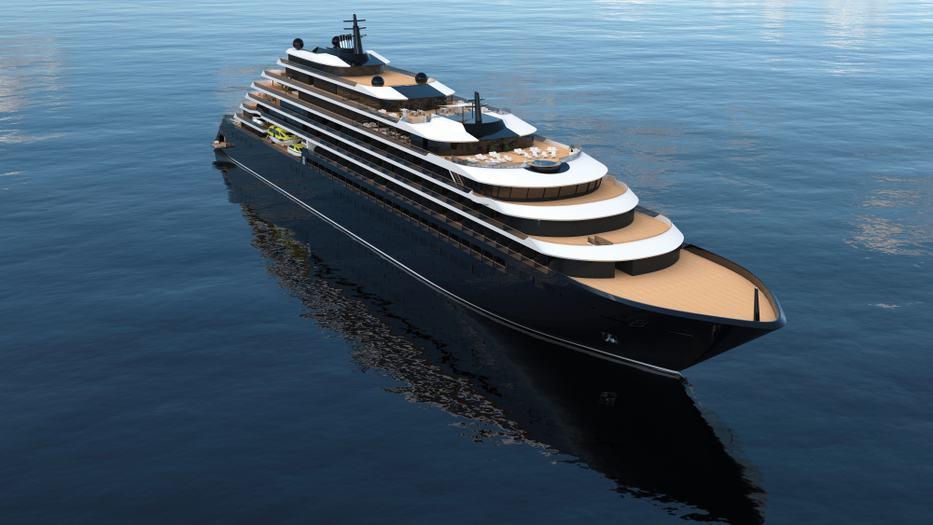 El crucero de lujo de Ritz-Carlton