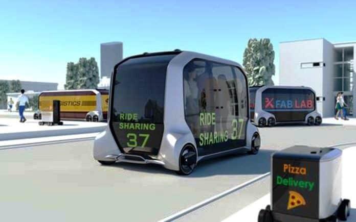 Toyota patentó la recarga de coches eléctricos a pedal