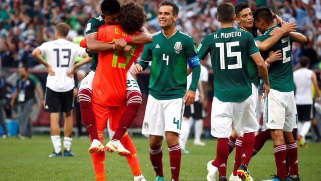 Alemania Mexico
