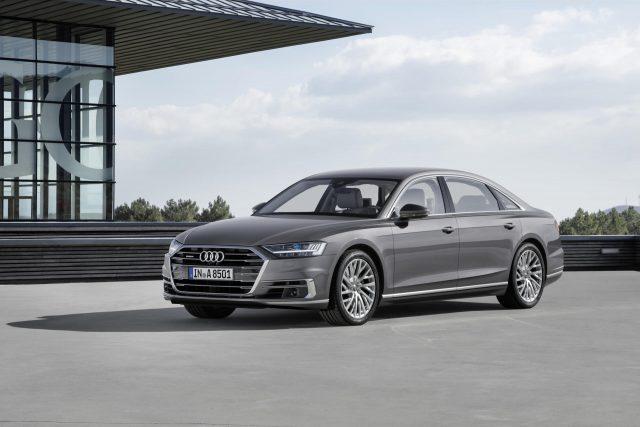 novedades de Audi