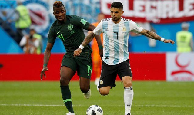 mundial 2018 nigeria argentina